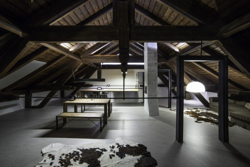 Adaptation of an attic for summer - Ora Architecture (6)