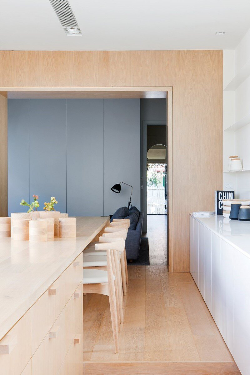 Alfred Street Residence designed to promote openness and interaction (4)
