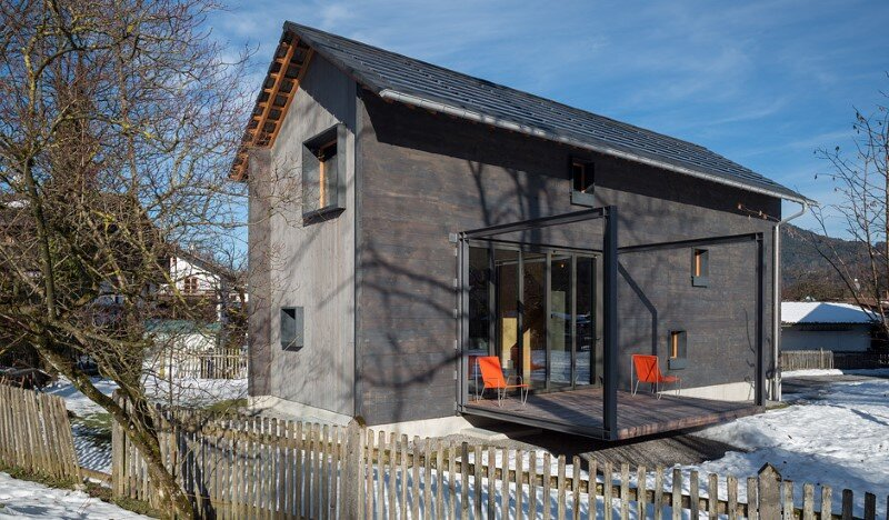 Bavarian house built for relaxation and vacation (1)