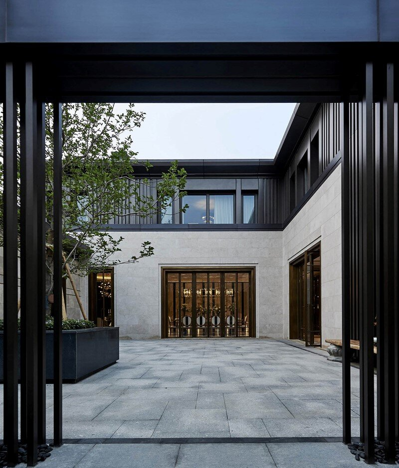 Beijing house that embodies modern taste and traditional spirits - COSCO RuiFu (1)