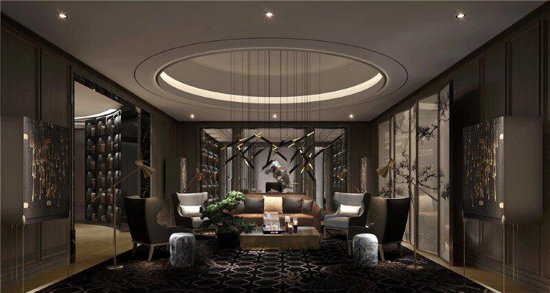 Beijing residence that embodies modern taste and traditional spirits - COSCO RuiFu (10)