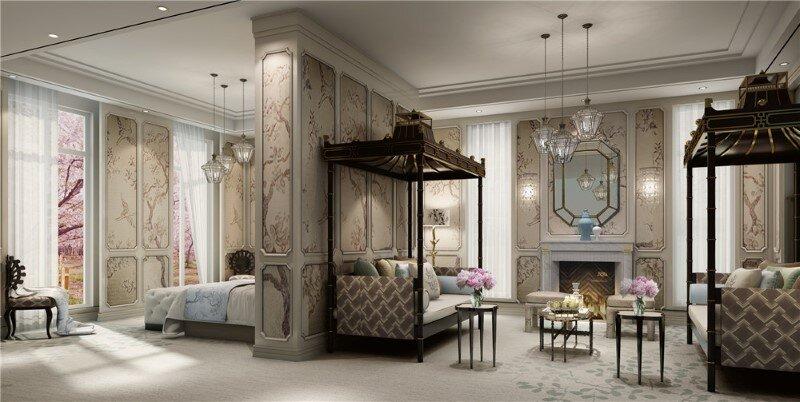 Beijing residence that embodies modern taste and traditional spirits - COSCO RuiFu (11)