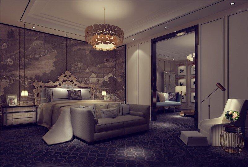 Beijing residence that embodies modern taste and traditional spirits - COSCO RuiFu (12)