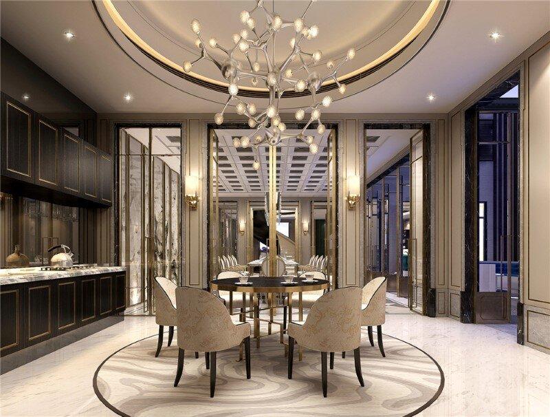 Beijing house that embodies modern taste and traditional spirits - COSCO RuiFu (15)
