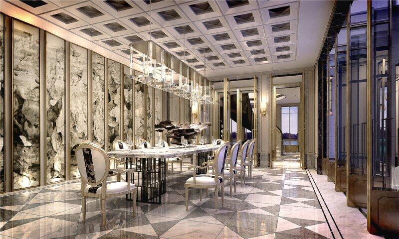 Beijing house that embodies modern taste and traditional spirits - COSCO RuiFu (16)