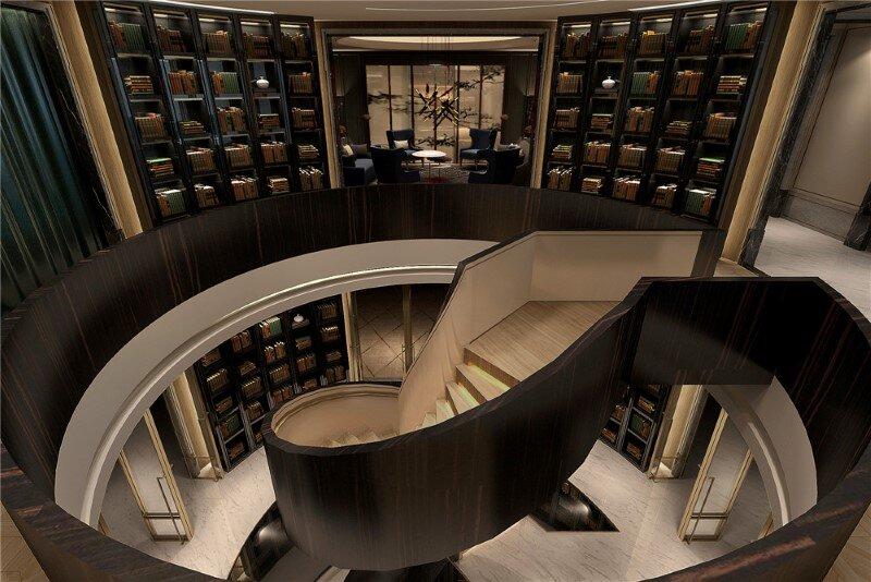 Beijing house that embodies modern taste and traditional spirits - COSCO RuiFu (17)