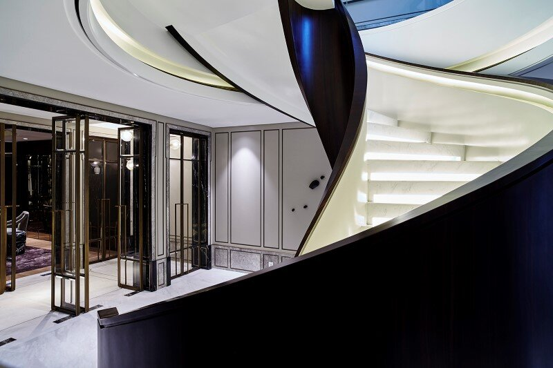 Beijing house that embodies modern taste and traditional spirits - COSCO RuiFu (3)