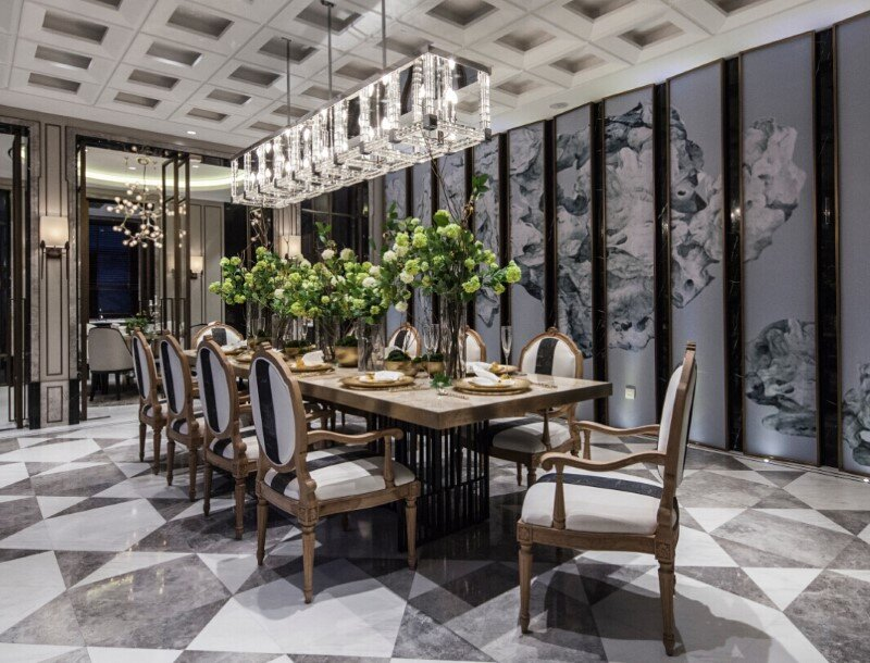 Beijing house that embodies modern taste and traditional spirits - COSCO RuiFu (4)