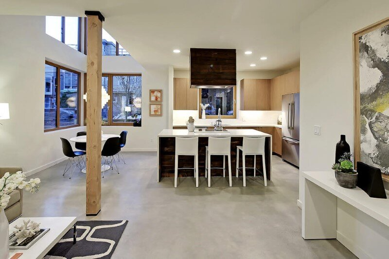 Built Green Emerald Star certified home in Seattle - Dwell Development (3)