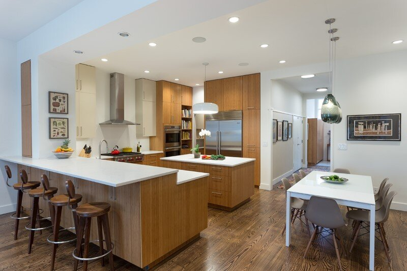 Cobble Hill Town house by Ben Herzog Architect (5)