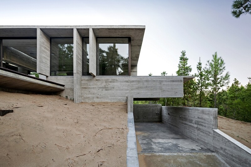 Concrete Structure Inspires Confidence And Durability