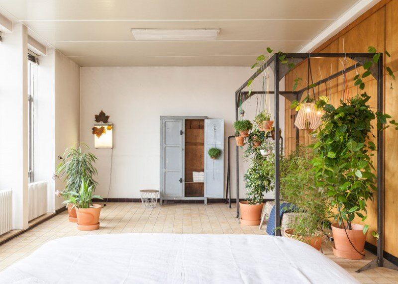 DIFT en Re-Vive present WATT, a multibrand rooftop apartment in Ghent (10)
