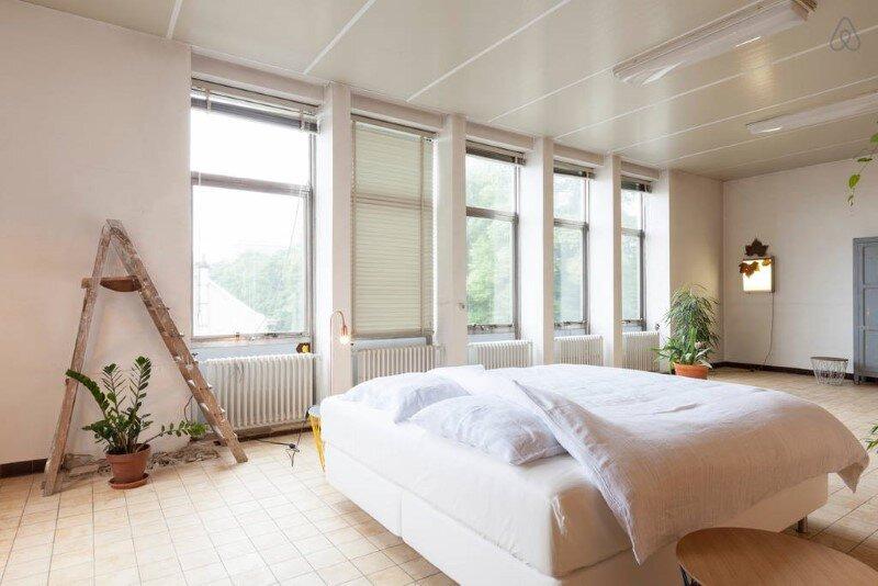 DIFT en Re-Vive present WATT, a multibrand rooftop apartment in Ghent (3)