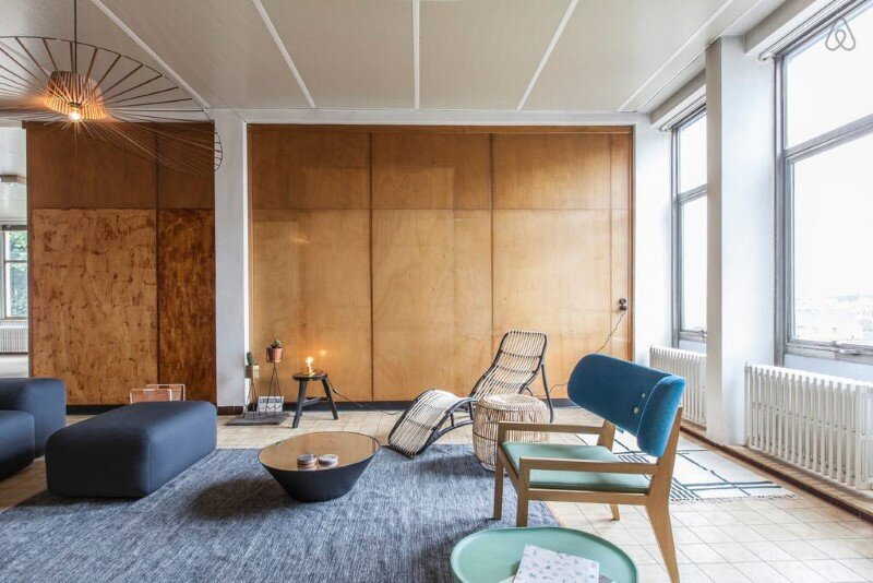 DIFT en Re-Vive present WATT, a multibrand rooftop apartment in Ghent (6)