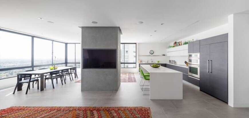 Diplomat apartment by Dan Brunn Architecture (13)