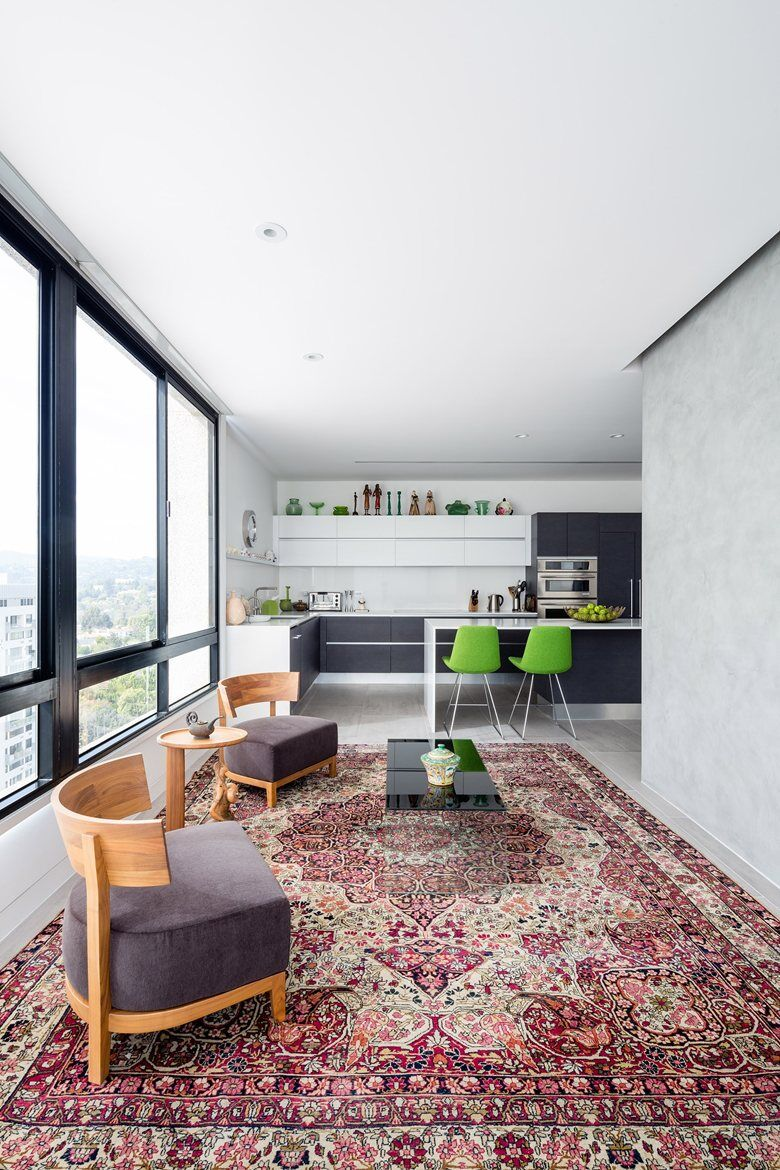 Diplomat apartment by Dan Brunn Architecture (14)