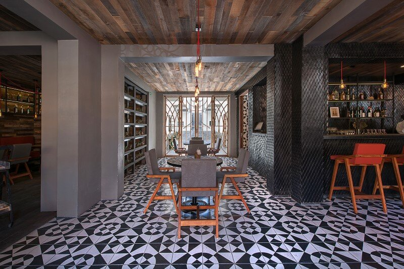 Expendio Tradicion Mezcaleria mezcal, regional food, design and architecture (15)