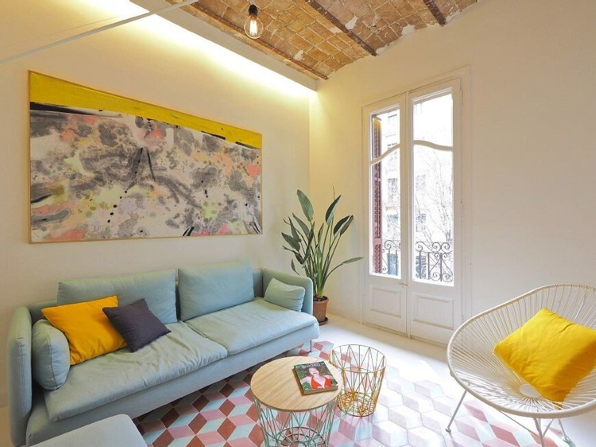 Fully renovated holiday apartment in Barcelona Tyche Apartment (12)