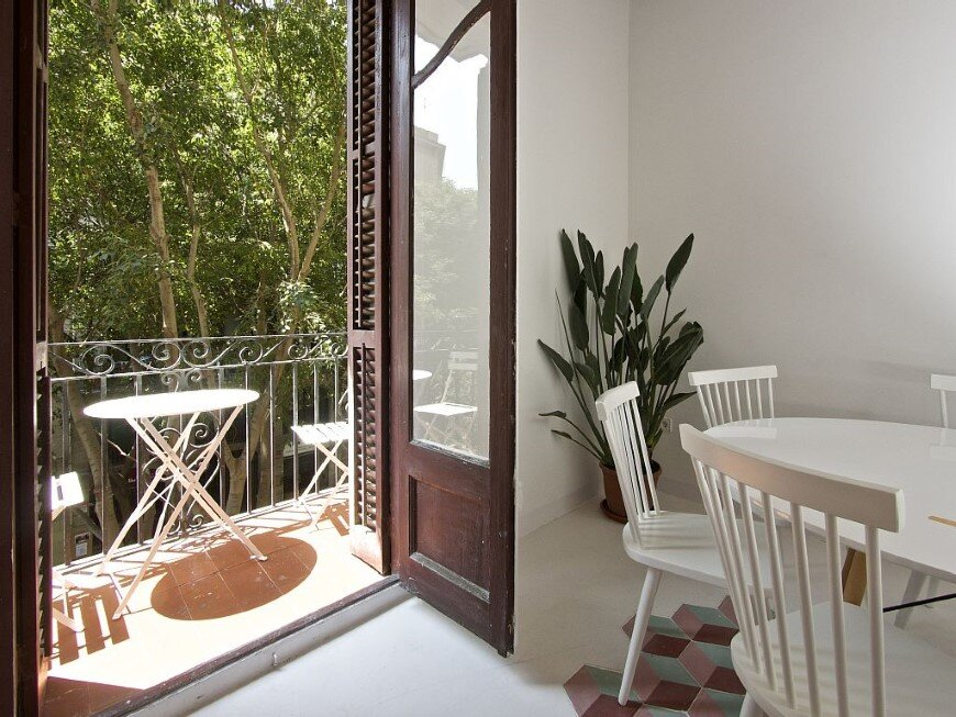 Fully renovated holiday apartment in Barcelona Tyche Apartment (13)