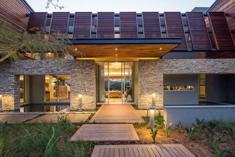 Googie Architecture Albizia House By Metropole Architects