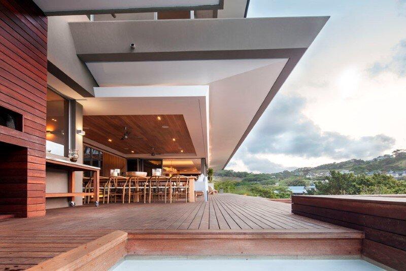 Googie Architecture   Albizia House By Metropole Architects (8)