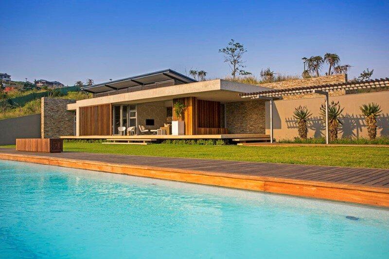 Googie style house