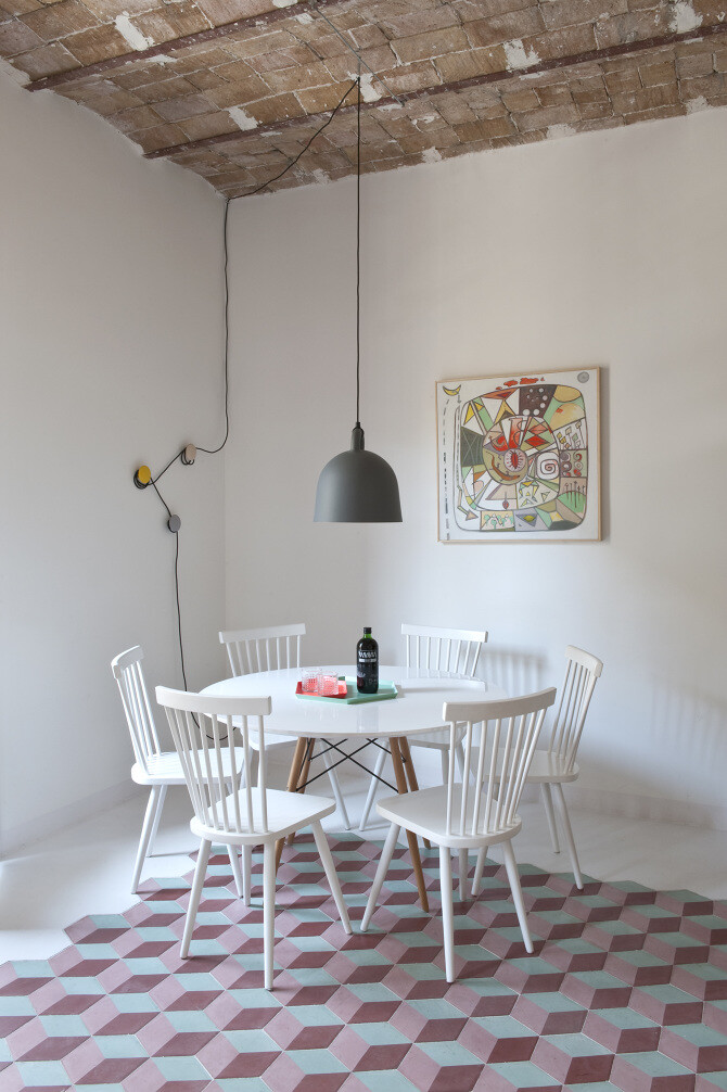 Holiday apartment in Barcelona - Tyche Apartment (3)