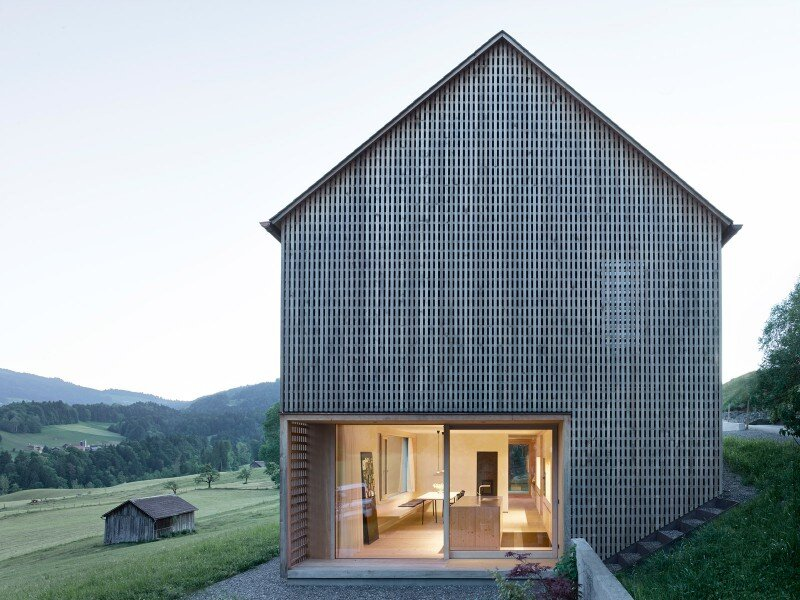 House in Austria inspired by regional design and traditional motifs (1)