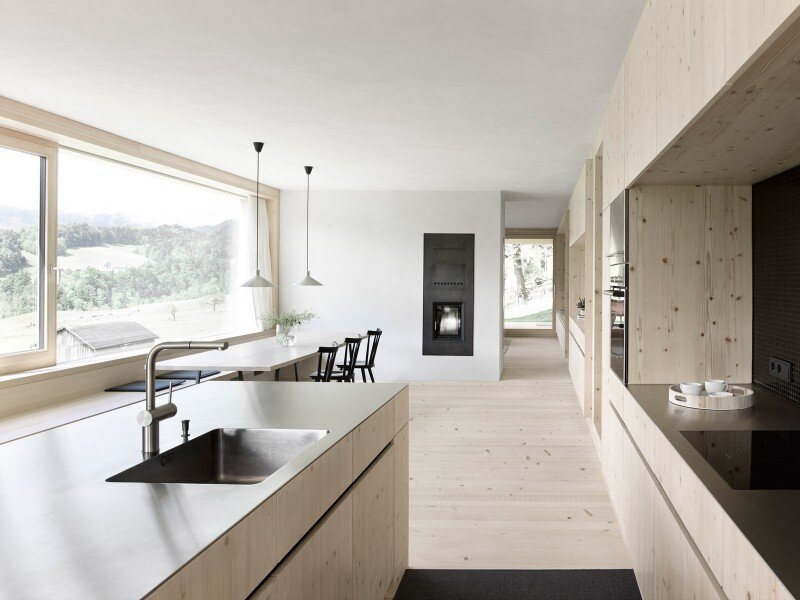 House in Austria inspired by regional design and traditional motifs (6)