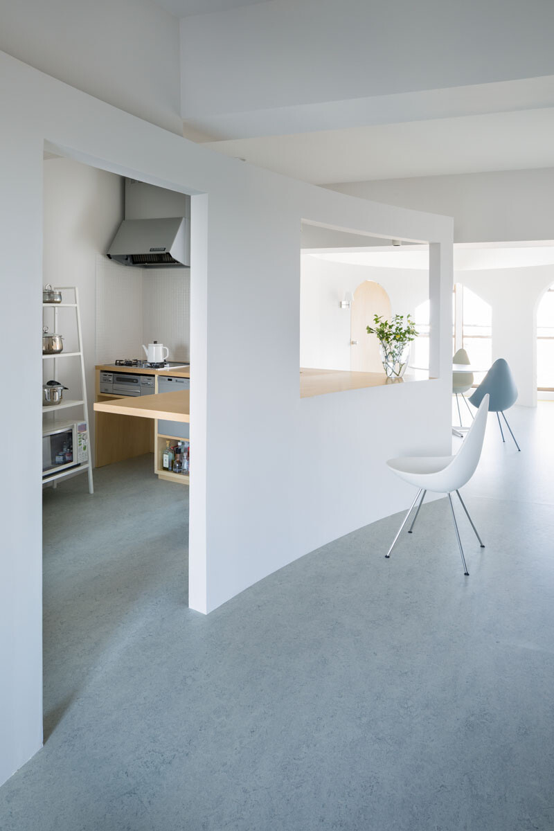 Japanese interior design to create a very calm and uncluttered home (11)