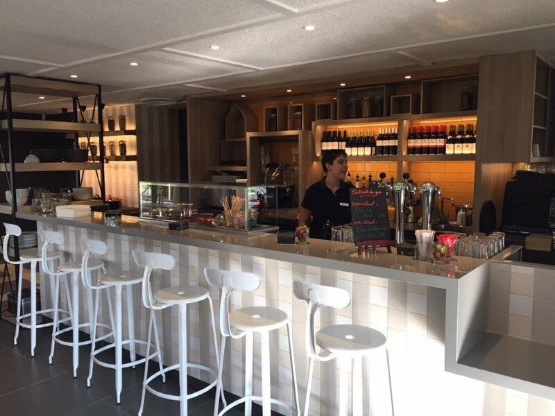 Assez Le Comptoir is the new restaurant concept for Campanile hotel PV13