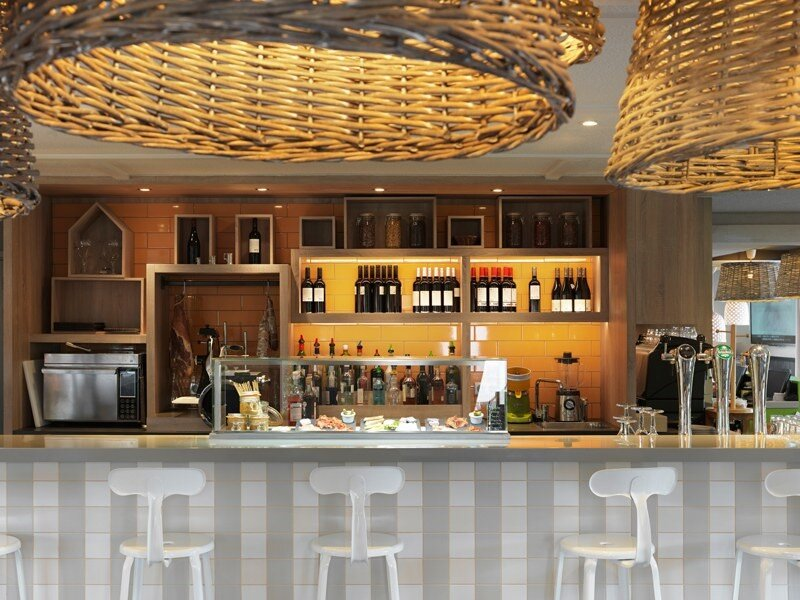 Le Comptoir is the new restaurant concept for Campanile hotel  (8)