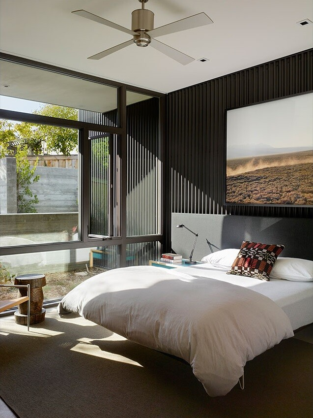Mill Valley Courtyard House by Aidlin Darling Design (16)