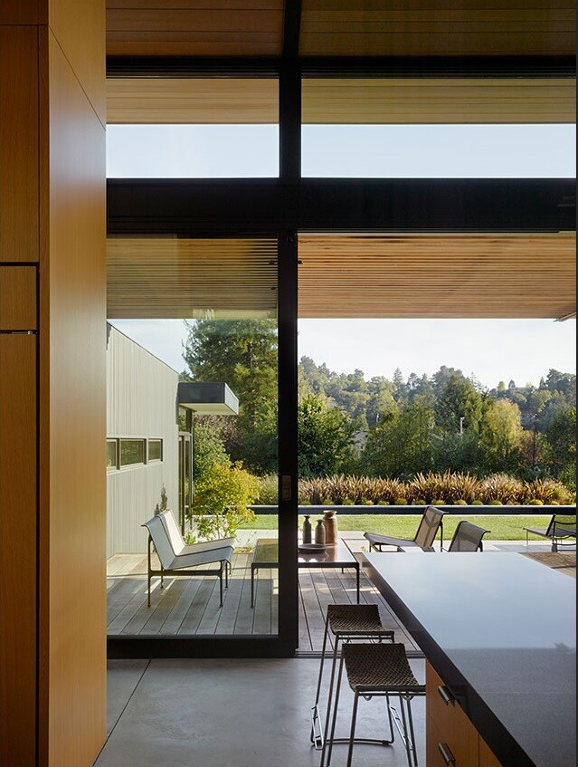 Mill Valley Courtyard Home by Aidlin Darling Design (9)