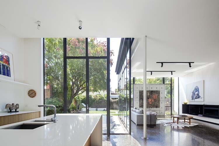Modern extension and renovation to a Victorian house (2)