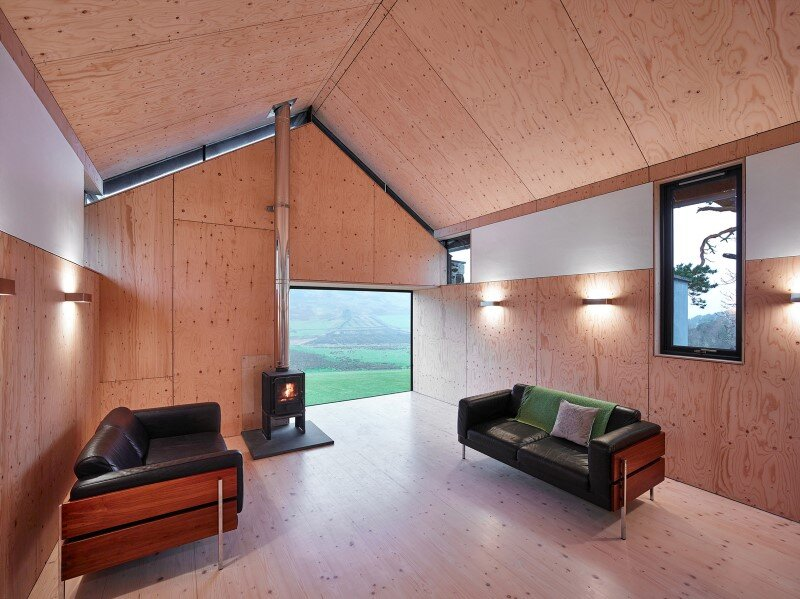 Old mill transformed into a modern holiday home (5)