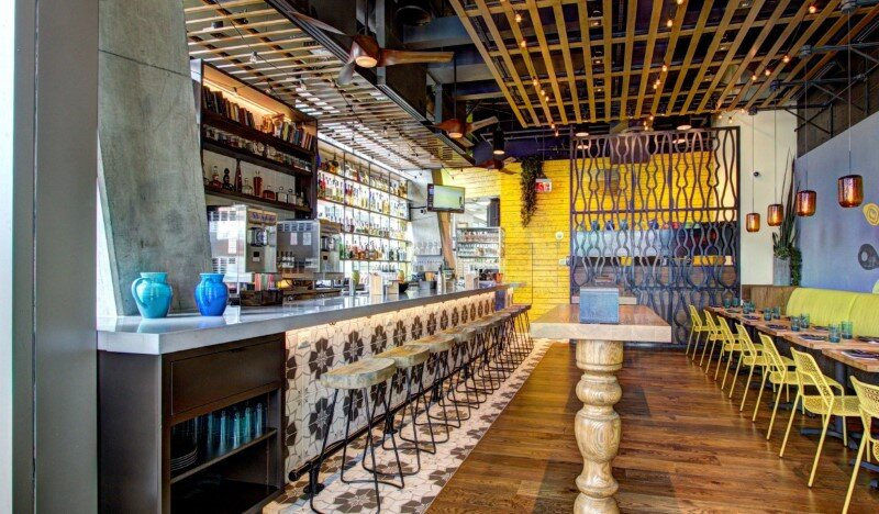 Pepita restaurant - Central American cantina concept, modernized and colorful (10)