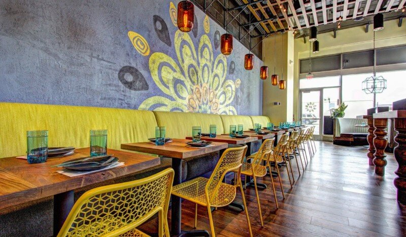 Pepita restaurant - Central American cantina concept, modernized and colorful (3)