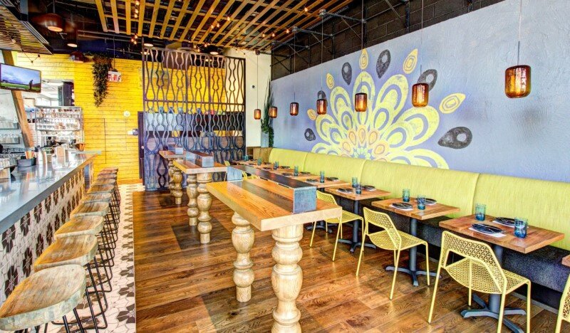 Pepita restaurant - Central American cantina concept, modernized and colorful (5)