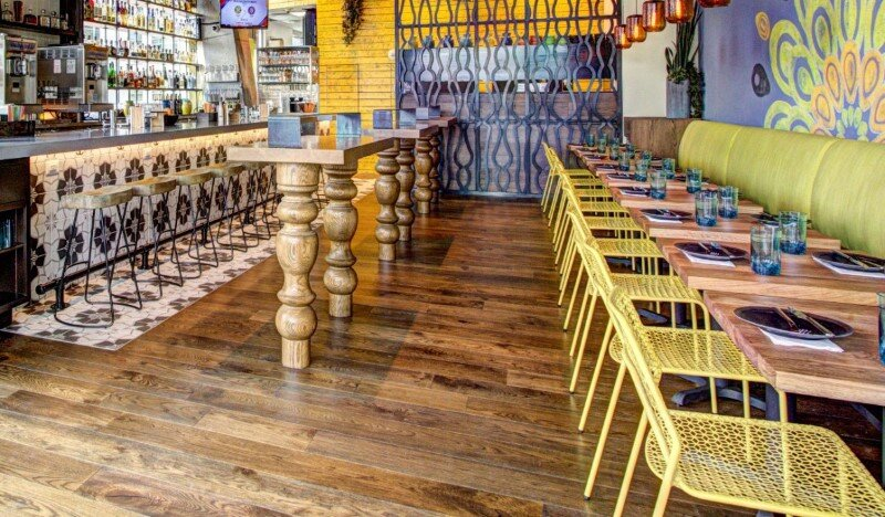 Pepita restaurant - Central American cantina concept, modernized and colorful (6)