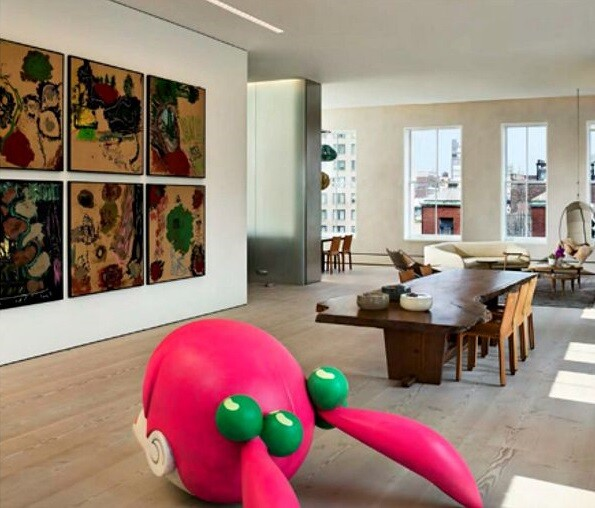 Soho Loft completely open space flooded with natural light (8)