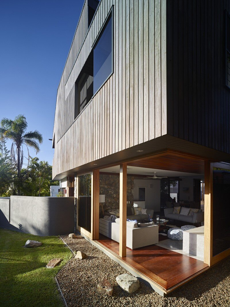 Sunshine Beach Residence By Shaun Lockyer Architects (10)