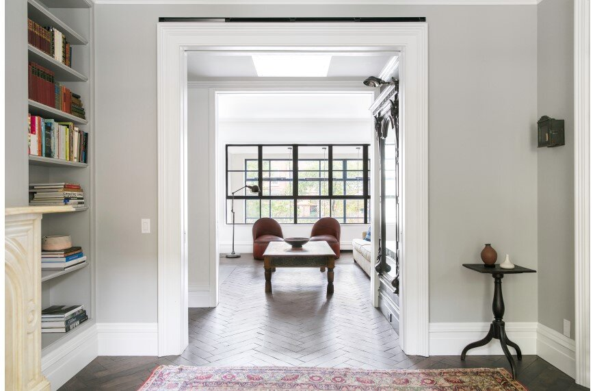 The Cumberland Residence in Brooklyn - Ensemble Architecture (12)