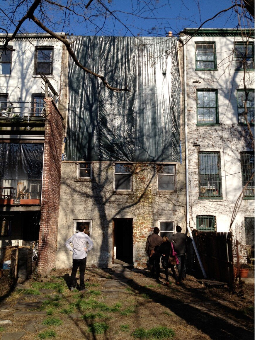 The Cumberland Residence in Brooklyn - Ensemble Architecture (20)