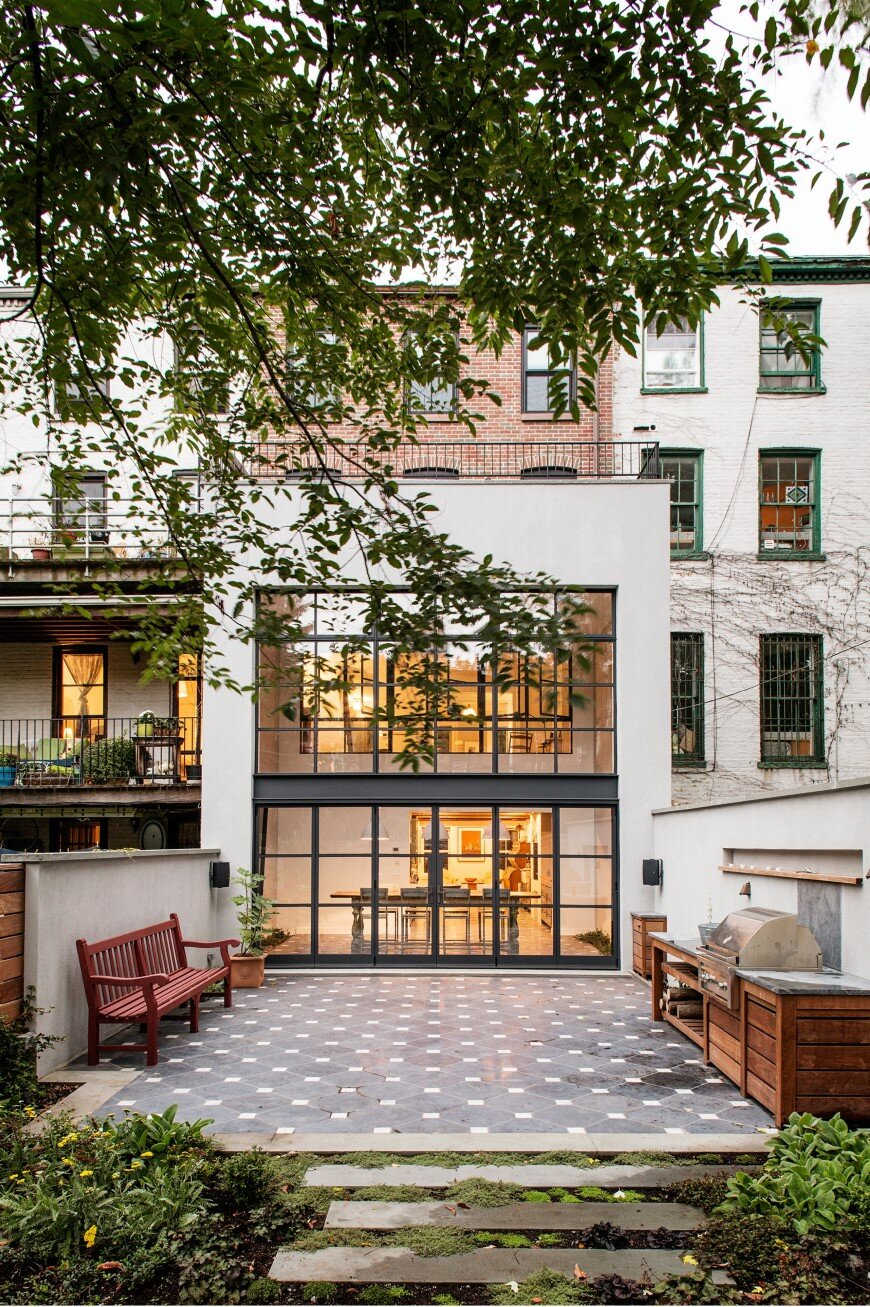 The Cumberland Residence in Brooklyn - Ensemble Architecture (21)