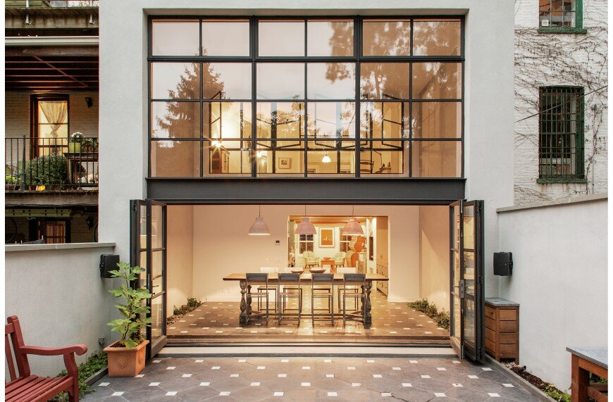 Cumberland Townhouse by Ensemble Architecture
