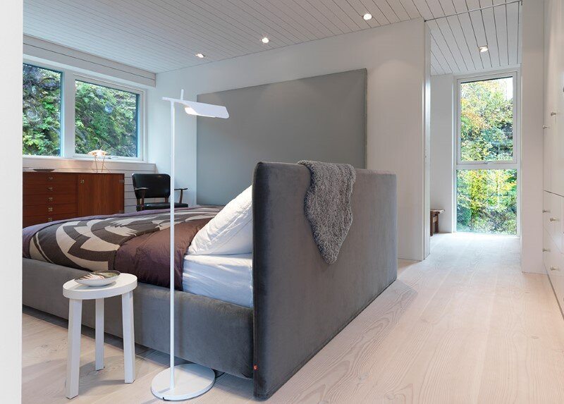 Villa S by Saunders Architecture, in Bergen, Norway (10)