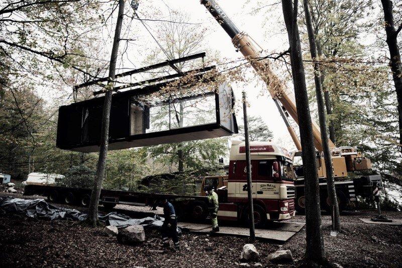 Vipp Retreat - 55m2 all-inclusive nature retreat (9)