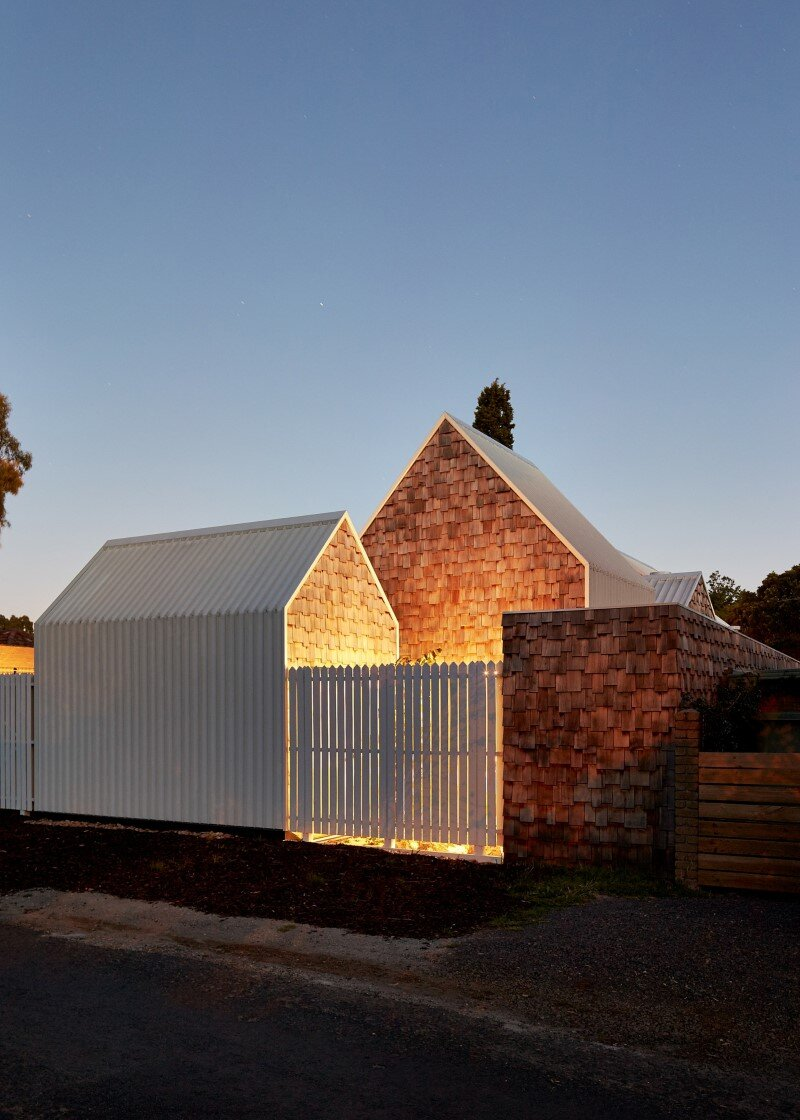 Weatherboard house - creative extension and renovation for a long-term family home (11)