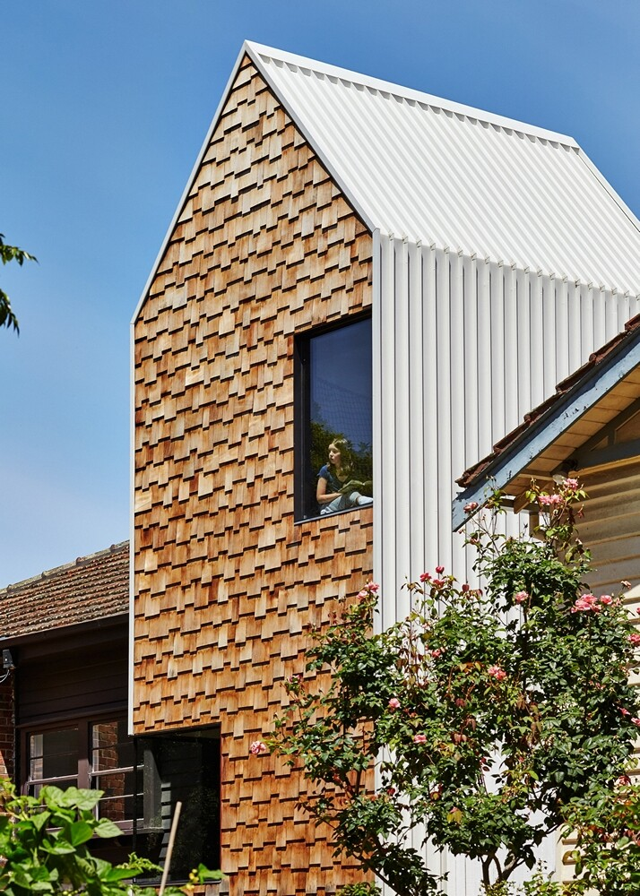 Weatherboard house - creative extension and renovation for a long-term family home (17)